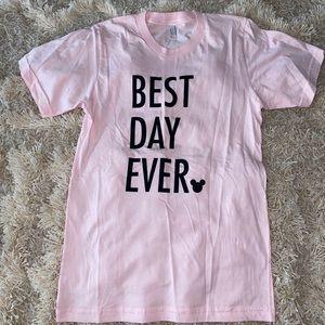 disney best day ever rapunzel shirt